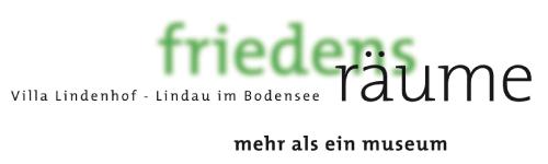 Friedensräume Logo